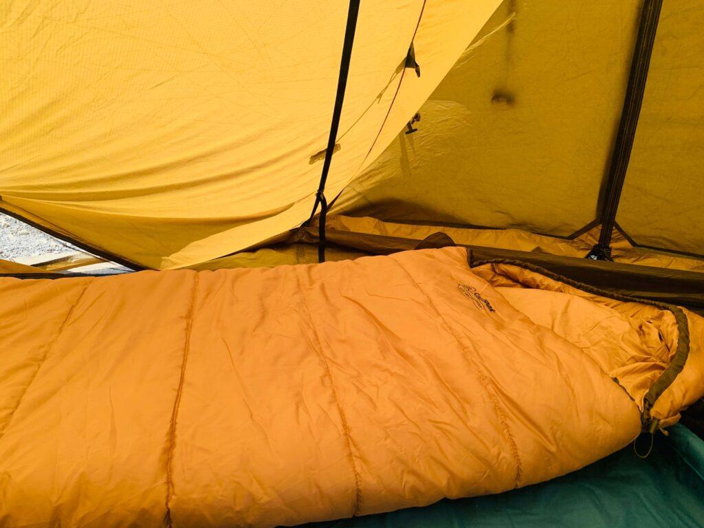 スナグパックベースキャンプスリープシステムレビュー